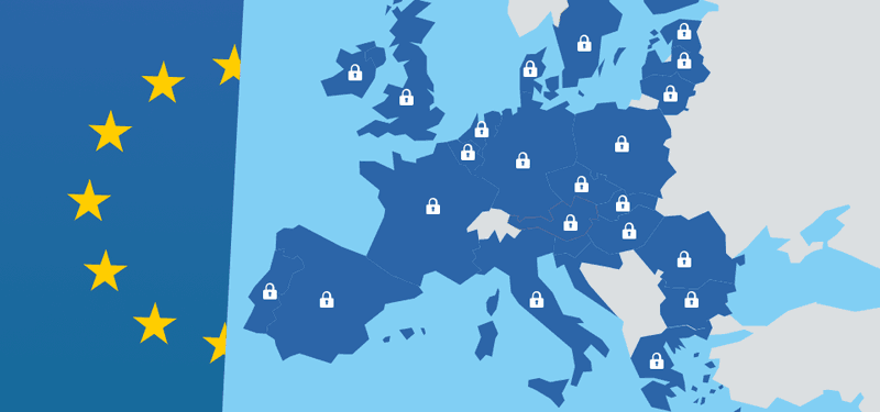 Countries where GDPR is in effect - GDPR In Recruitment